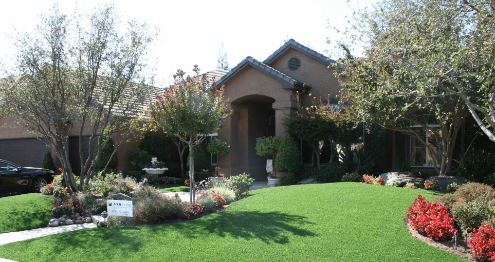 Image of Landscaping in Clovis