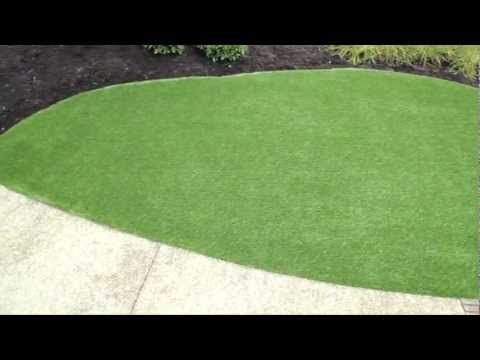Care and maintenance of SYNLawn brand turf