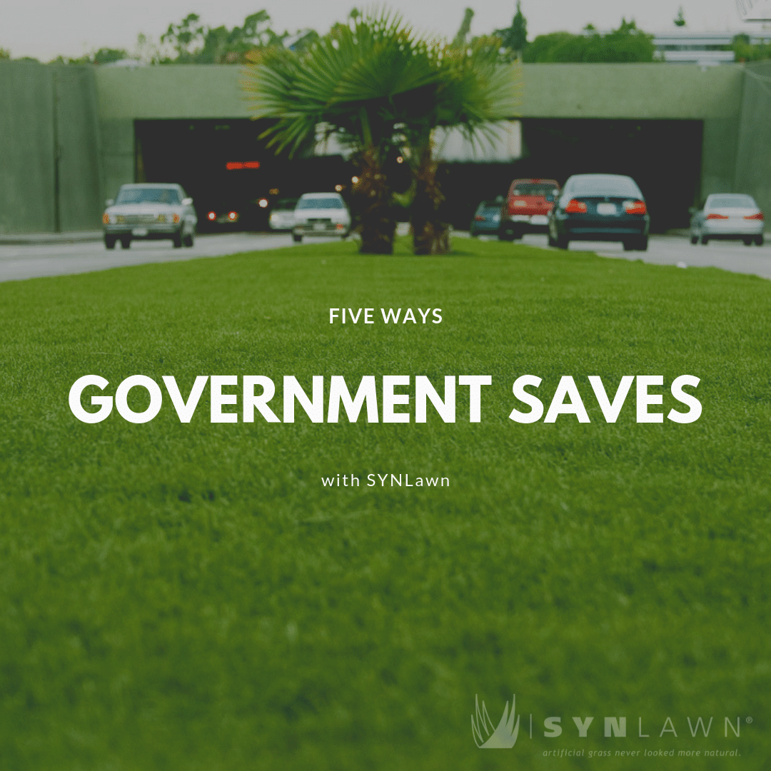 Government Landscaping 5 Ways State, Local, and Federal Governments Save With Synthetic Turf